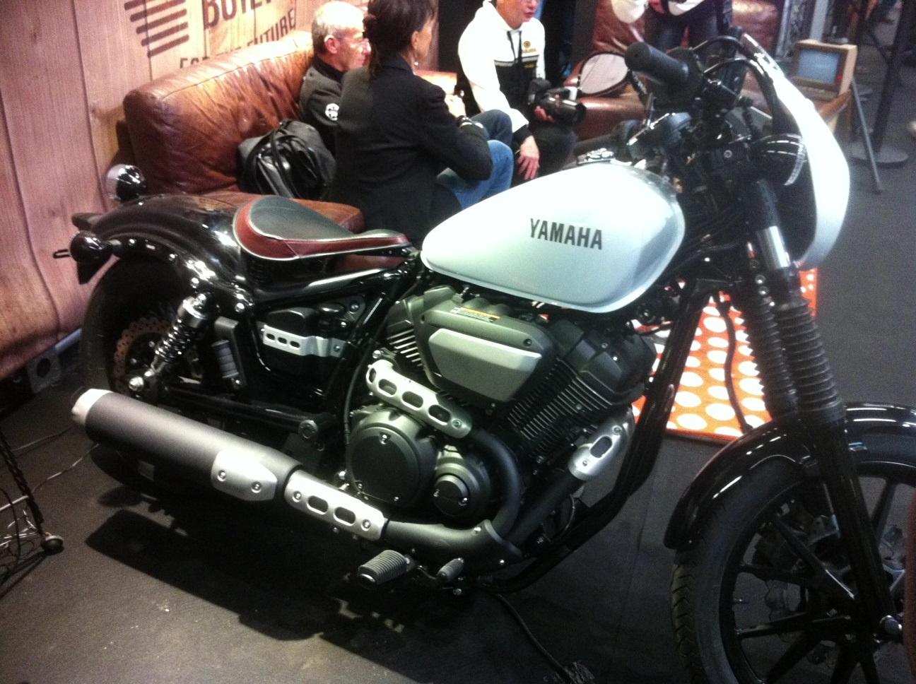 bolt Yamaha