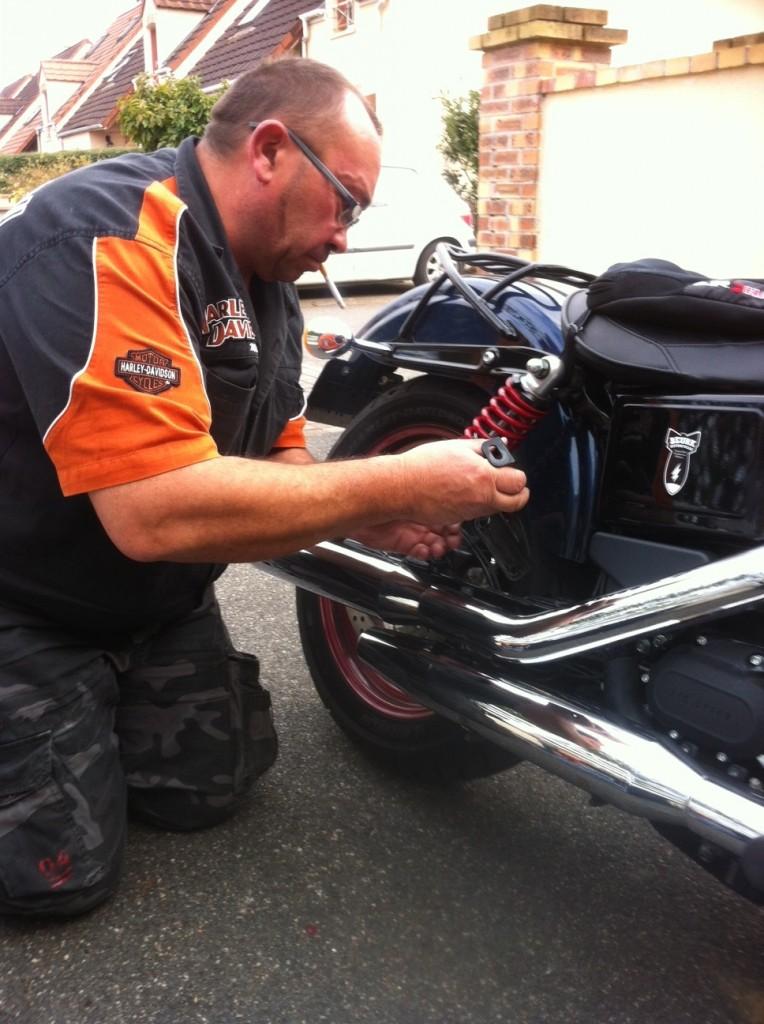 Eric The mechanic