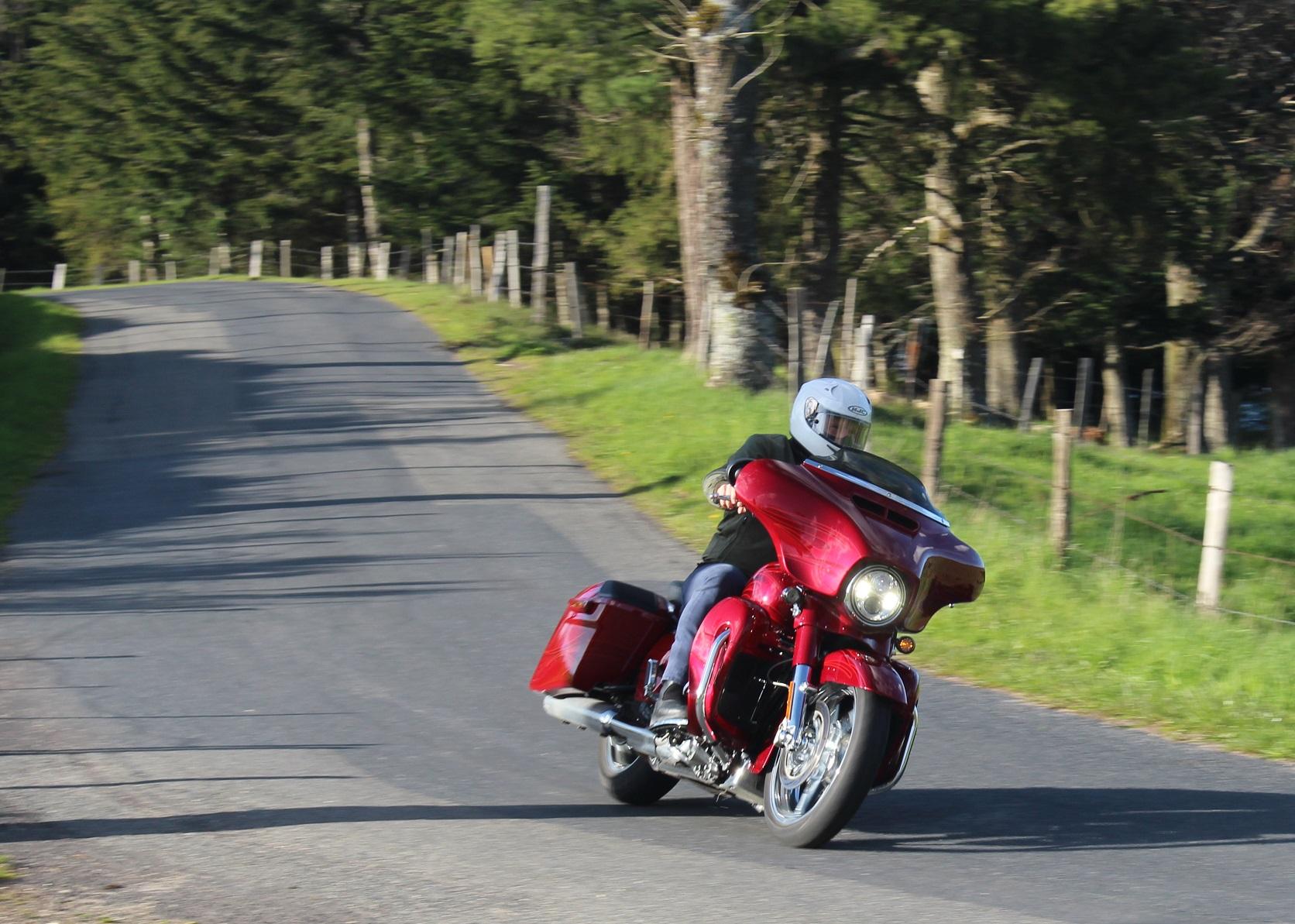 De Paris àGrimauden Harley: l'aventure de 6 riders et un poireau