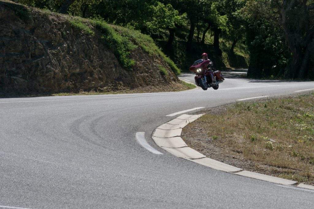 Route en Harley-Davidson Rétrospective 2016 et des souvenirs de bikers