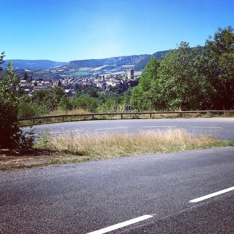 Trip en moto en France