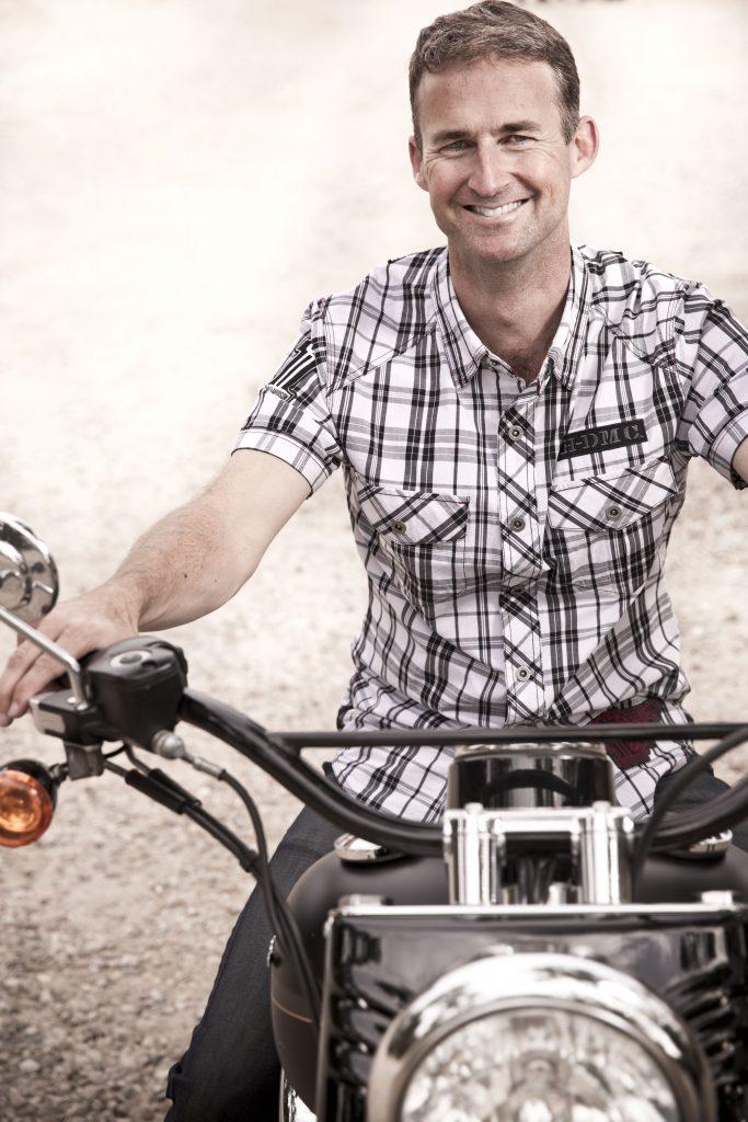 Xavier Crepet - Harley-Davidson France