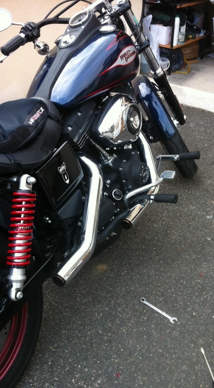 Echappement de Harley: retrouvez la voix !