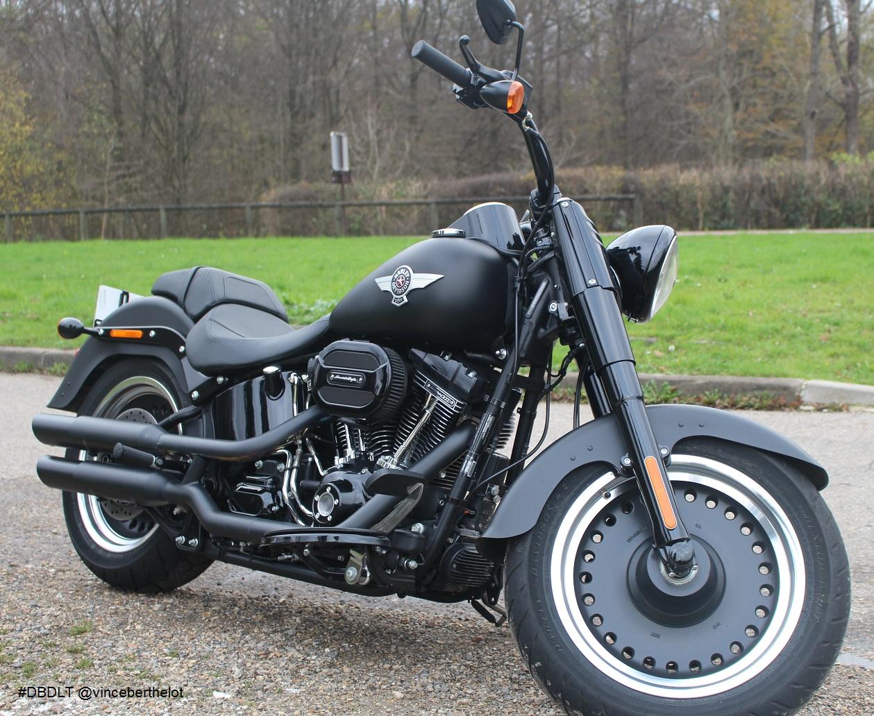 Le Fat Boy S ou une Harley sans défaut ?
